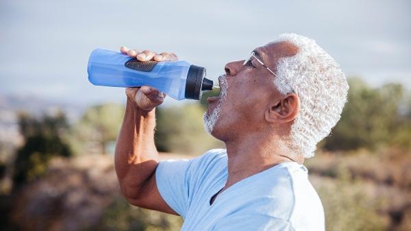 hidratação verão