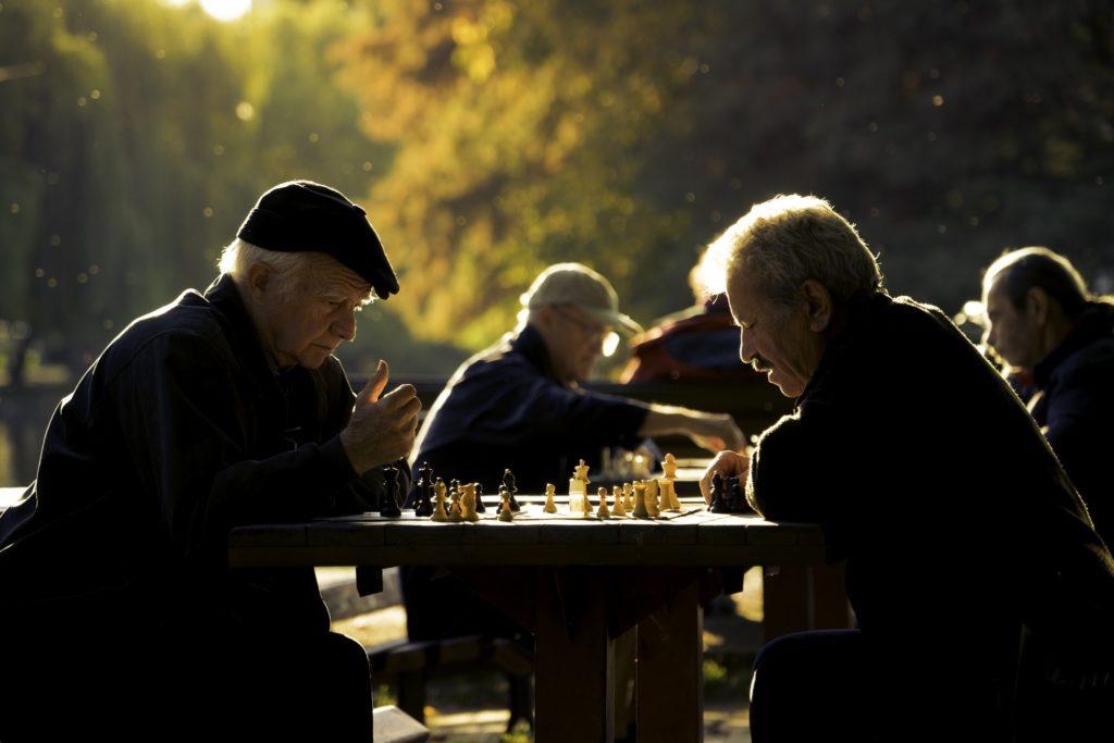 jogos idosos